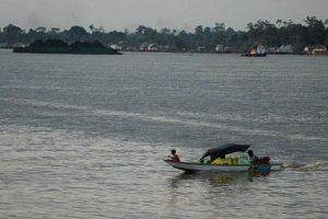 Mahakam folyó