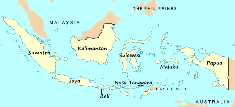 Indonéz szigetvilág
