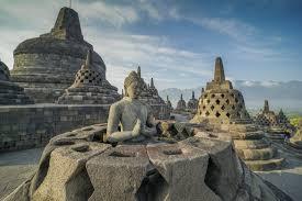 Borobudur - A világ legnagyobb templomegyüttese