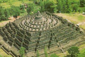 Borobodur szentély