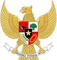 Indonézia címere