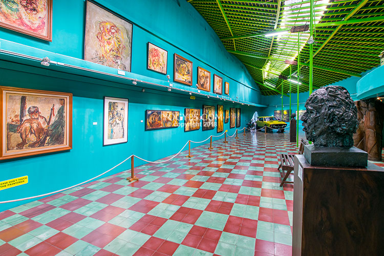 Affandi Múzeum, Yogyakarta