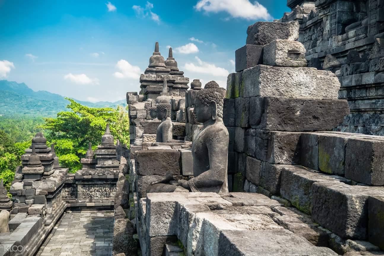 Borobudur temploma