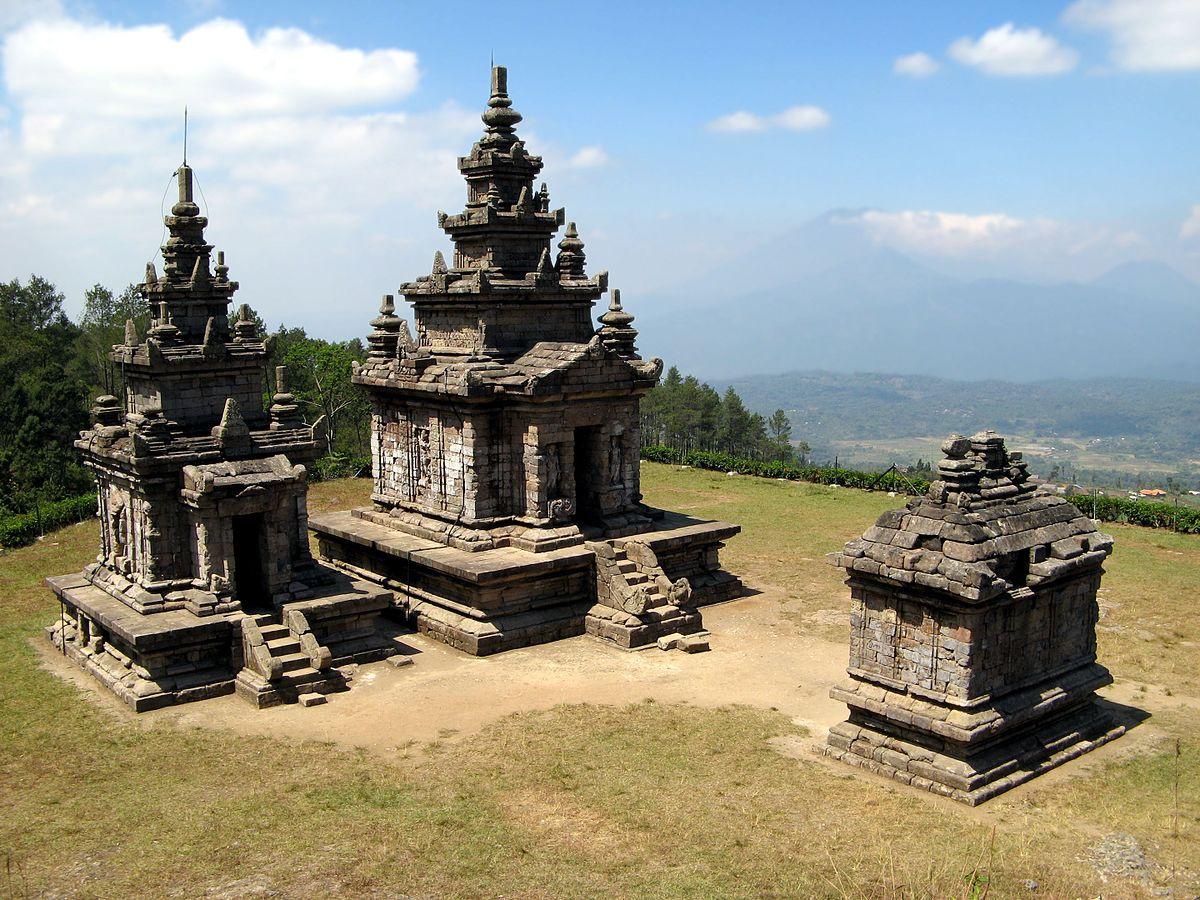Gedong Songo templomegyüttese