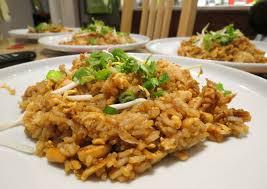 Indonéz sült rizs