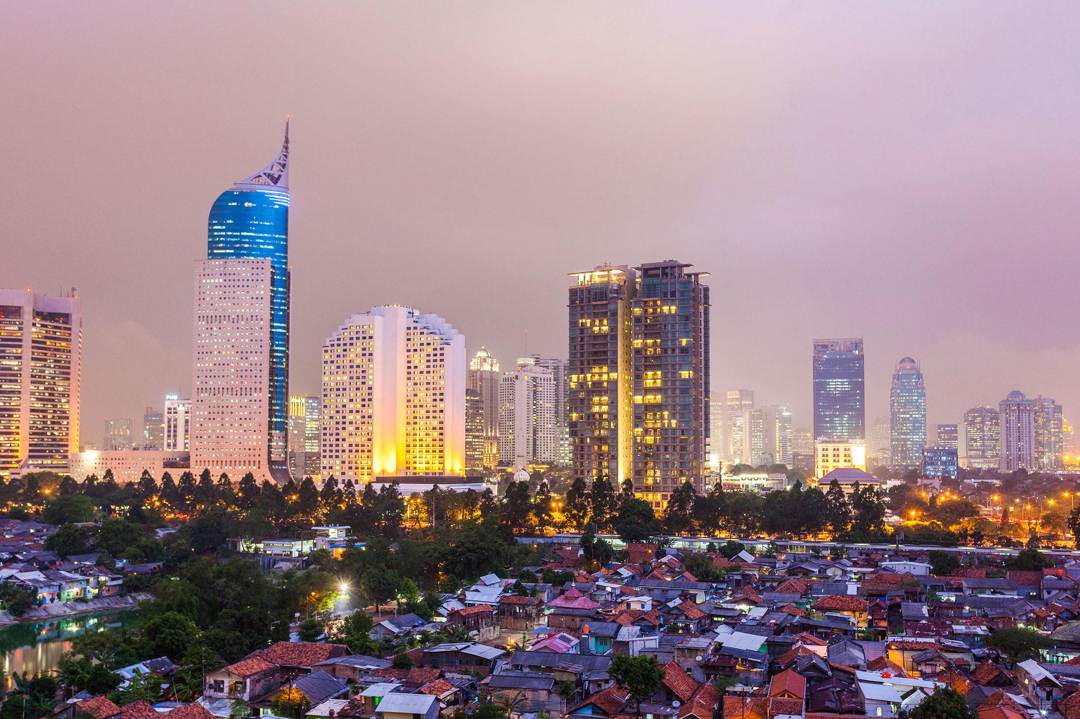 Jakarta-Indonézia fővárosa
