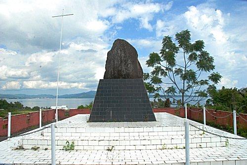 Japán emlékmű