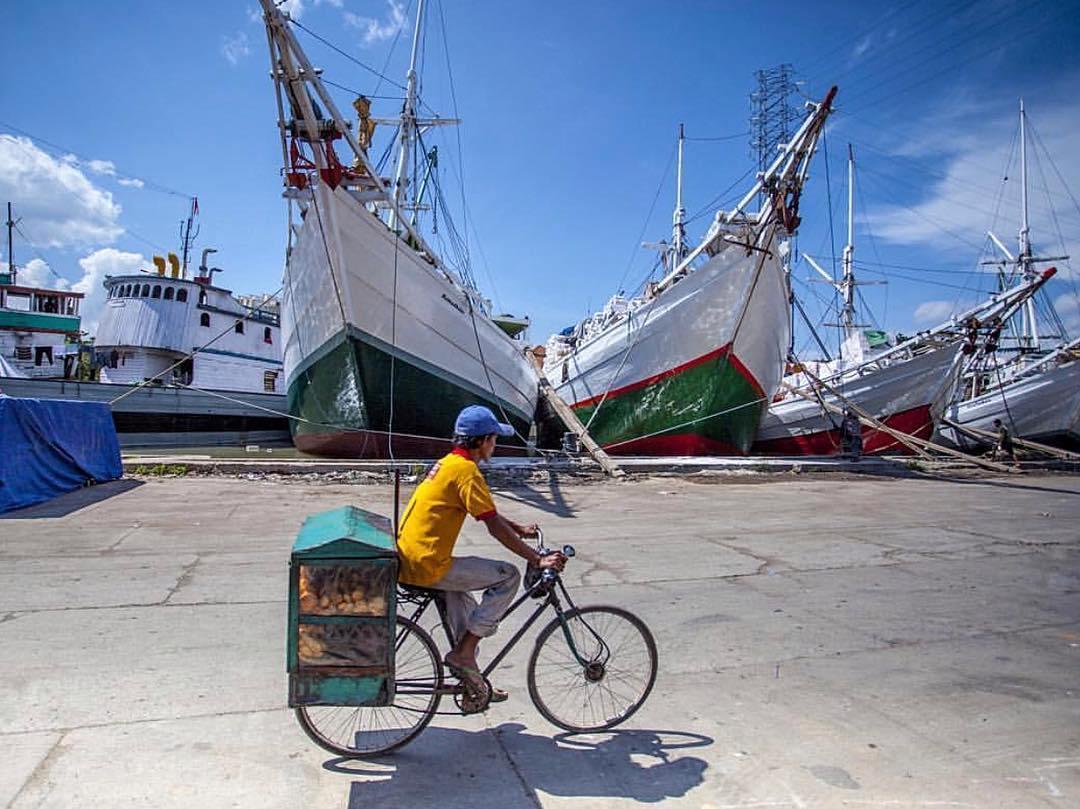 Kalimas kikötője, Surabaya
