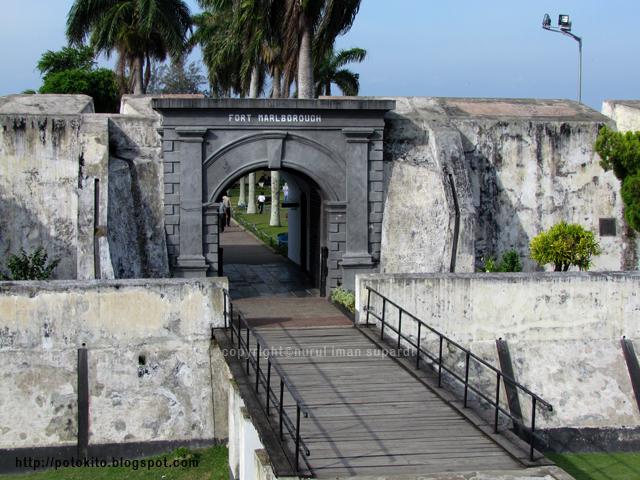 Marlborough erőd - Bengkulu