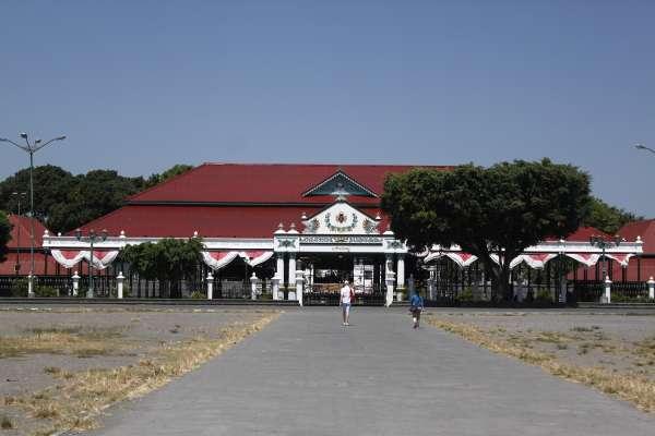 Pagelaran Kraton, Yogyakarta