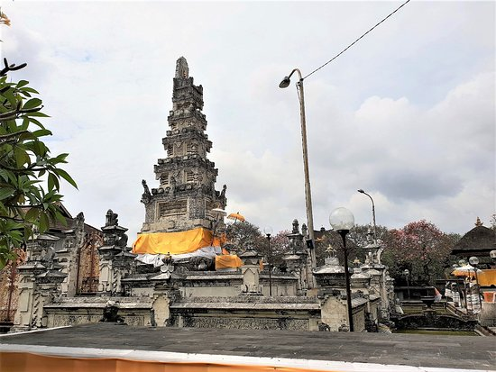 Pura Jagatnatha templom Denpasarban