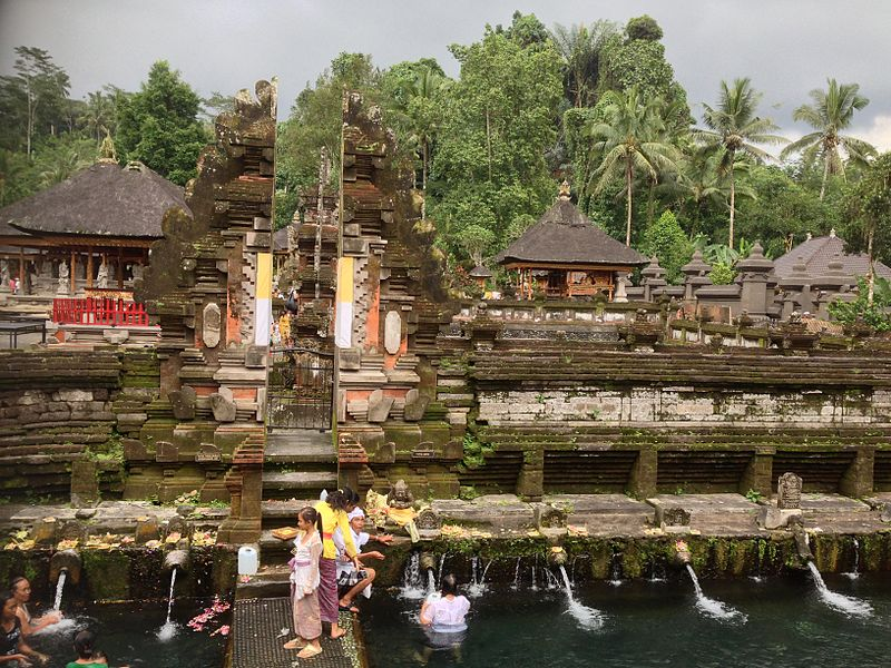 Pura Tirta Empul,Bali