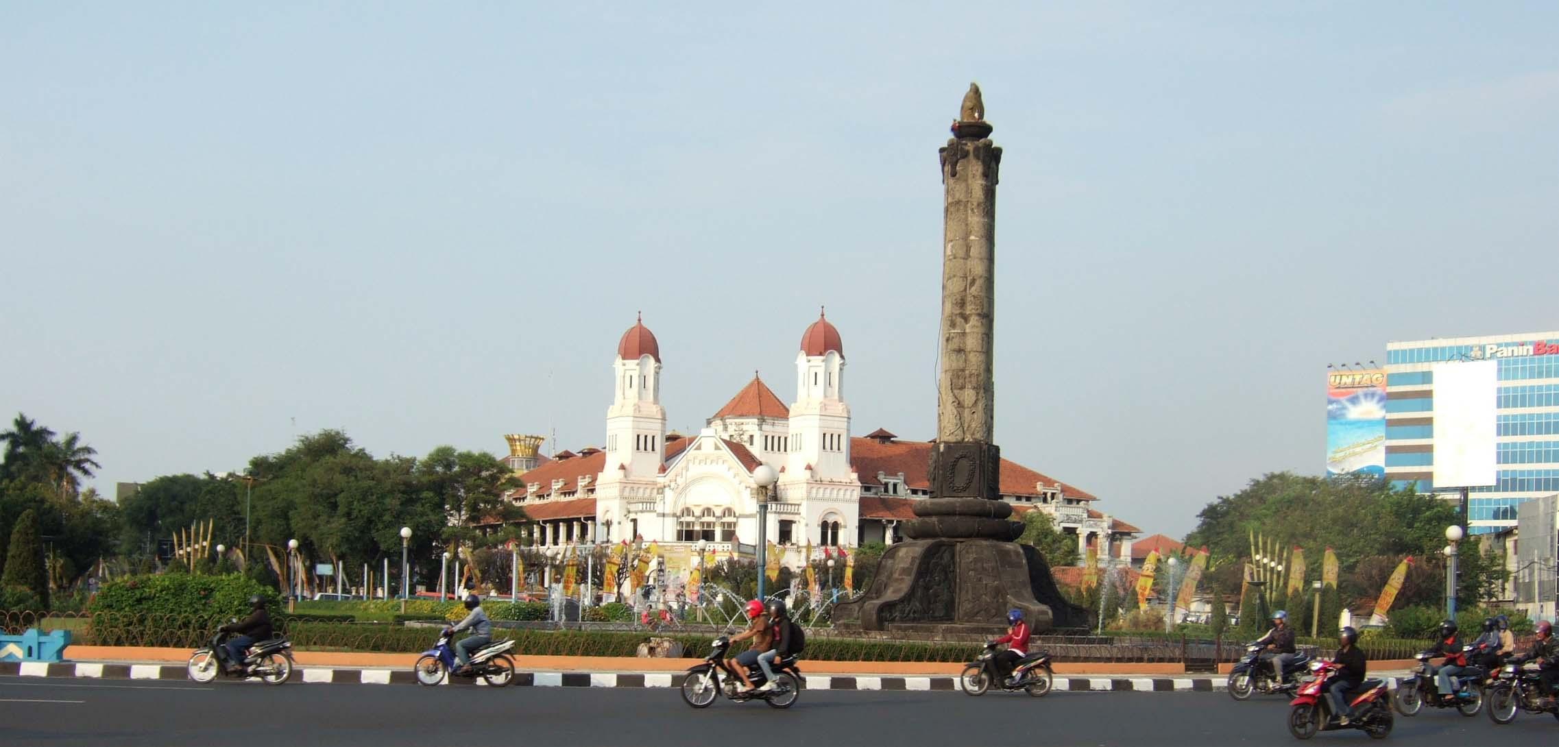 Semarang városközpontja