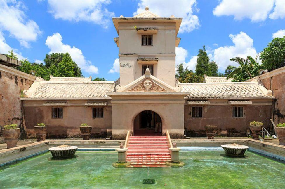 Taman Sari vízipalota