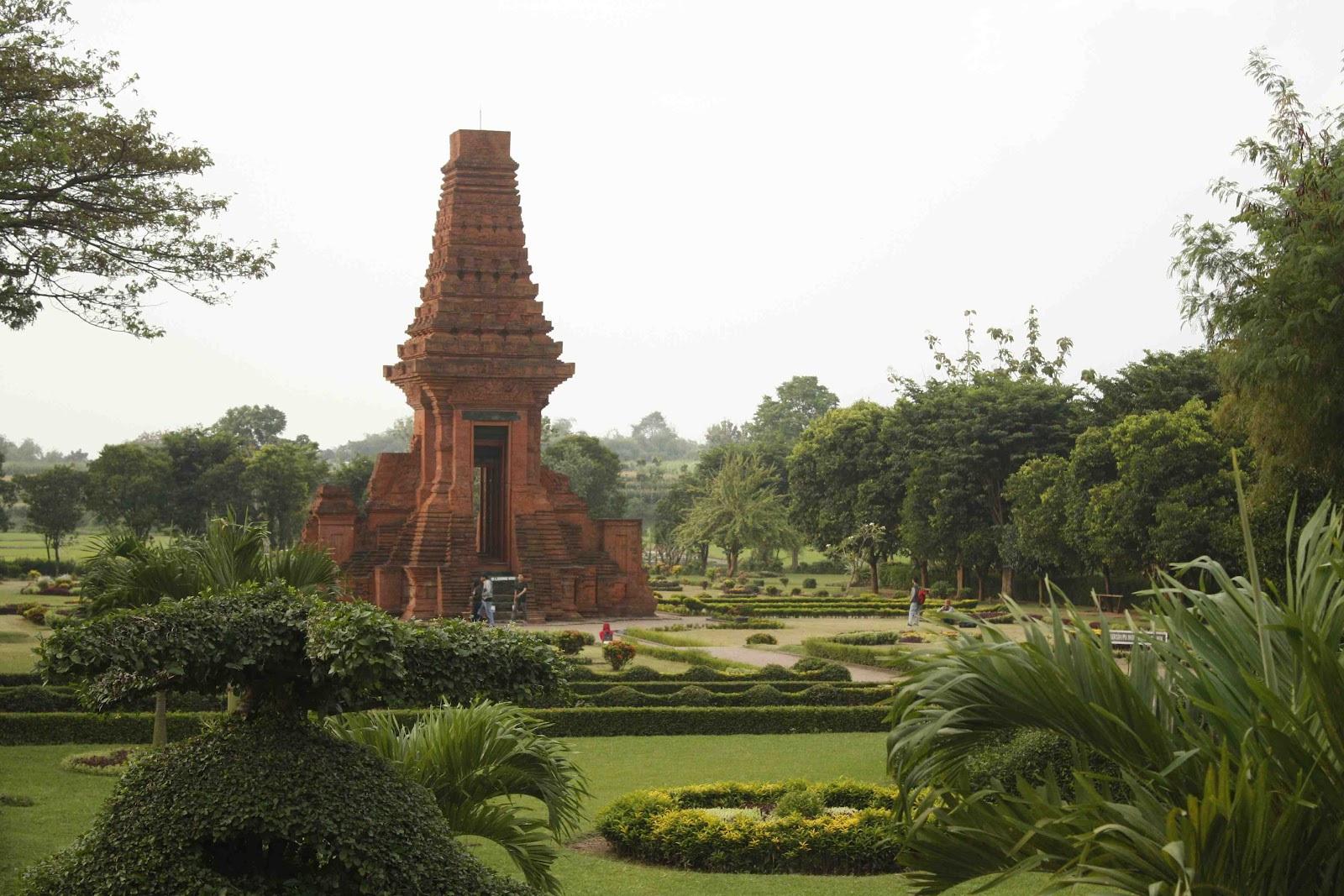 Trowulan - Majapahit birodalom emlékei