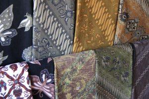 Ubudi batik termékek