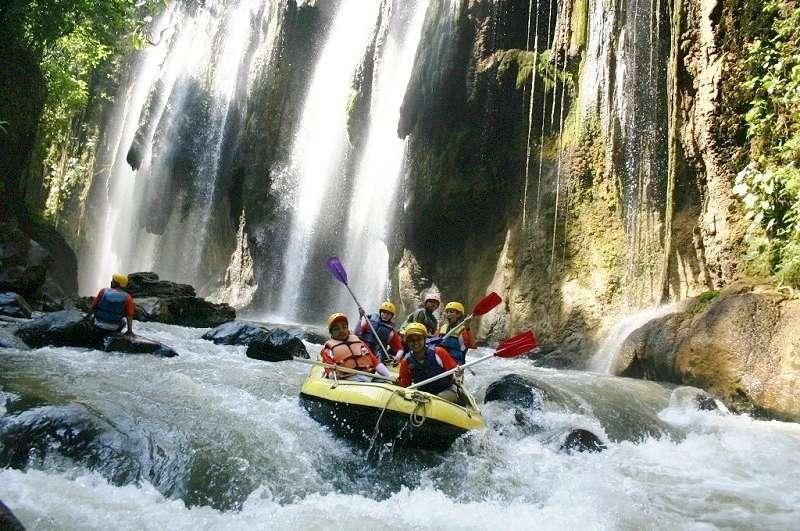 Rafting az Alas folyón