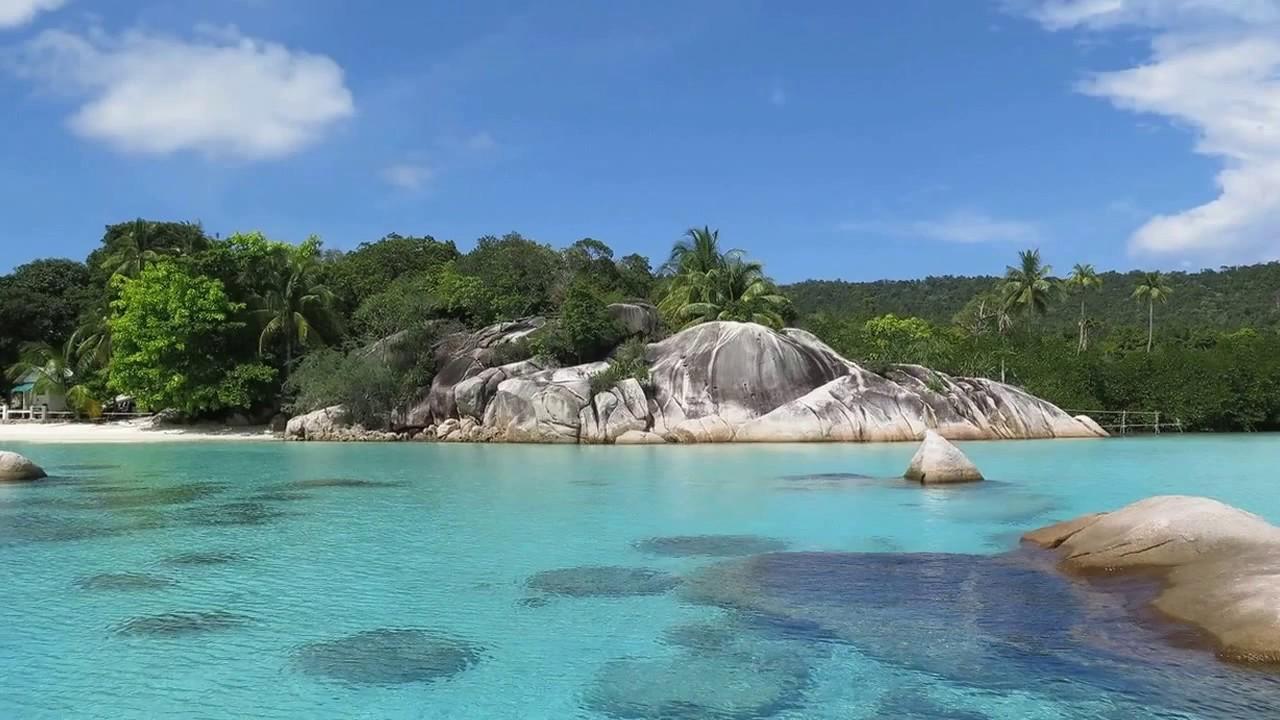 Anambas sziget partvonala, Natuna-szigetcsoport
