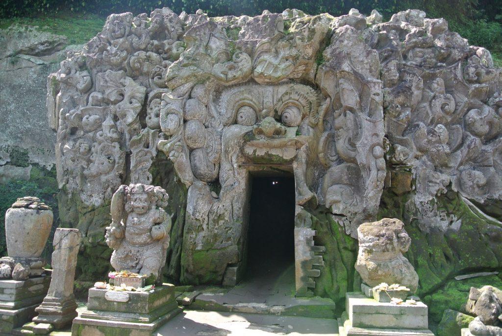 Goa Gajah - Elefánt barlang