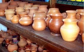 Bumi Jaya-n készült fazekas termékek