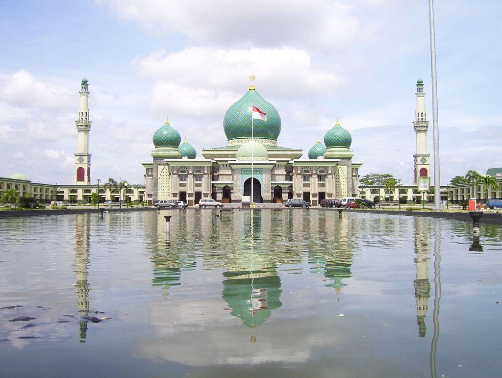 An-Nur Nagymecset Pekanbaruban