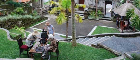 Puri Lukisan Múzeum, Ubud-Bali