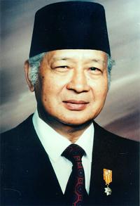 Suharto (elnöki időszak: 1967-1998)