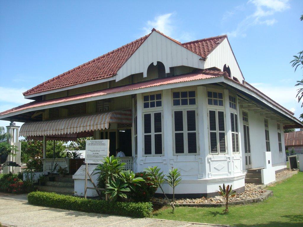 Sukarno rezidenciája - Bengluku